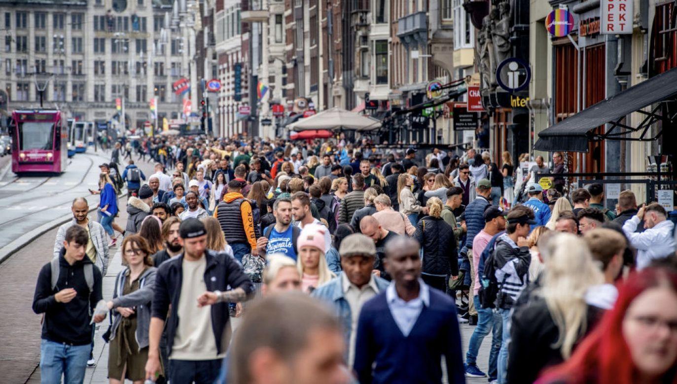Co czwarty mieszkaniec Holandii jest imigrantem (fot. Robin Utrecht/SOPA/LightRocket/Getty Images)