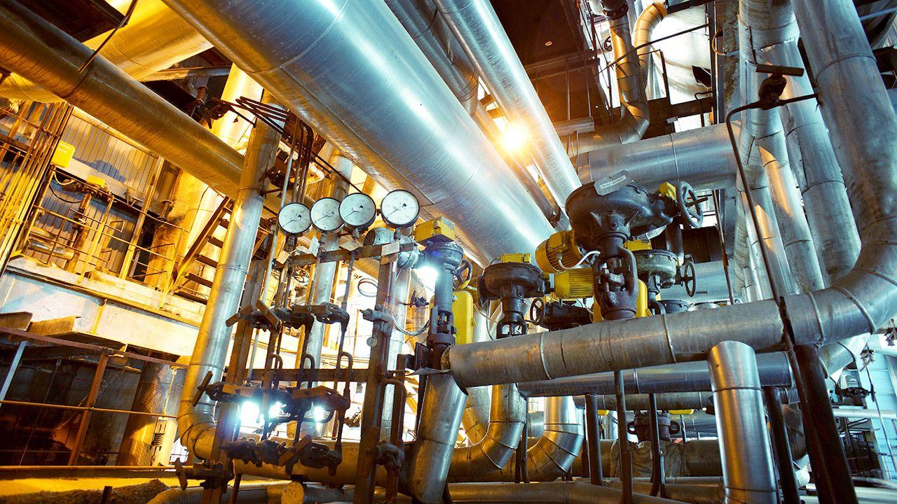 Termin zakończenia budowy gazociągu zaplanowano na koniec 2021 r. (fot. Shutterstock/nostal6ie)