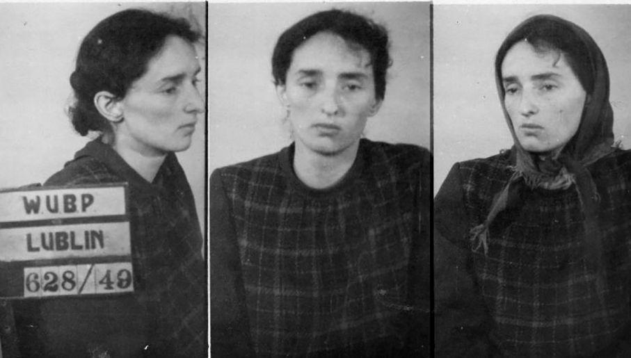 Zofia Pelczarska została rozstrzelana za działalność w AK (fot. IPN)