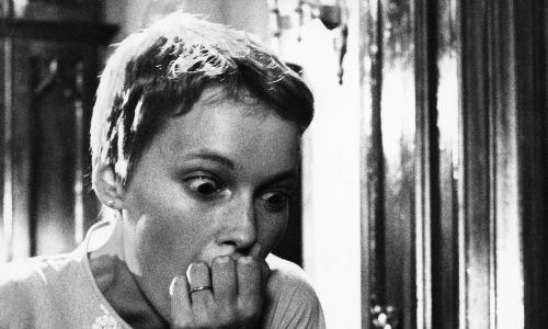 Mia Farrow w