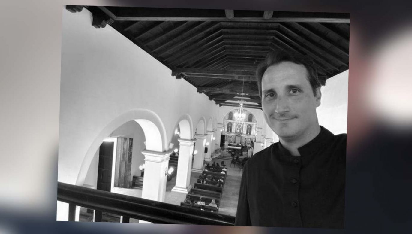 Ks. Jose Manuel de Jesus Ferreira miał 40 lat (fot. TT/Lenny Gomes - Jornalista Católico)
