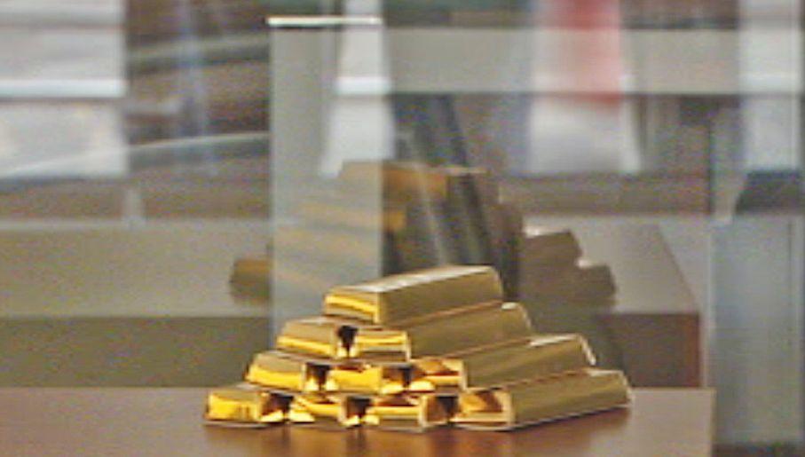 Podczas przeszukań spółek i obiektów mających związek z firmą Amber Gold znaleziono złoto o nieznanej na razie wartości