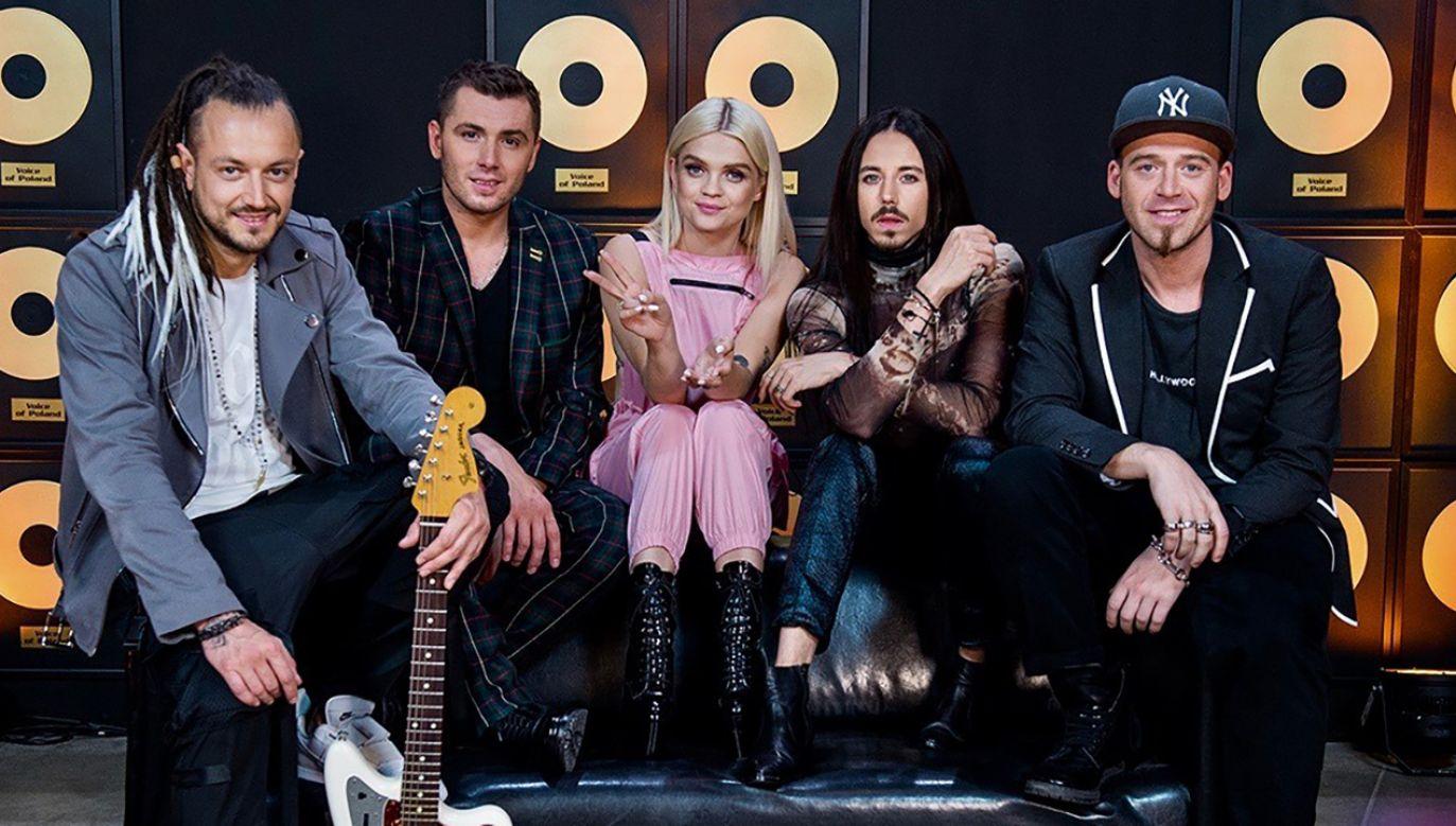 Ten program zatrząsł polską sceną muzyczną (fot.  FB/The Voice of Poland TVP)