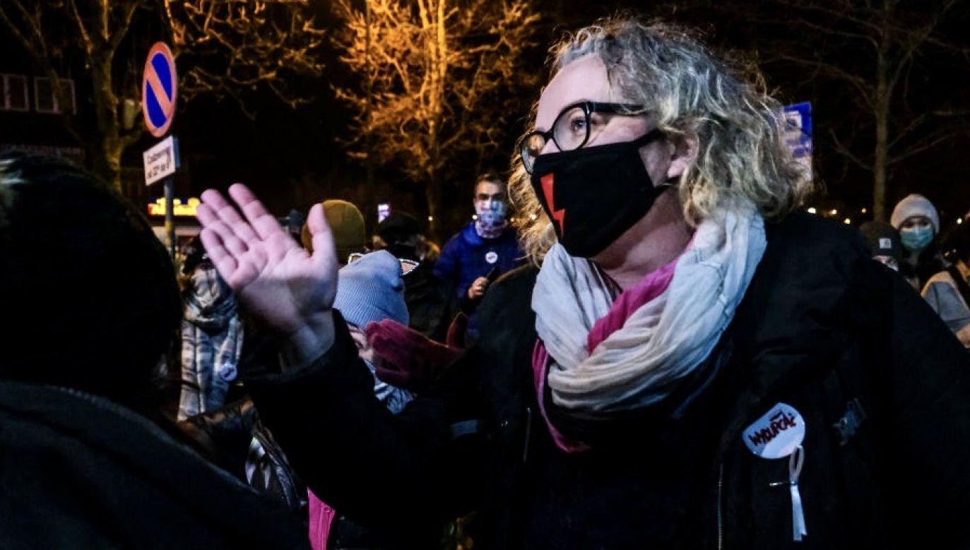 Zdaniem Lempart, niezależnie od wyroku TK aborcja eugeniczna i tak będzie legalna (fot. Omar Marques/Getty Images)