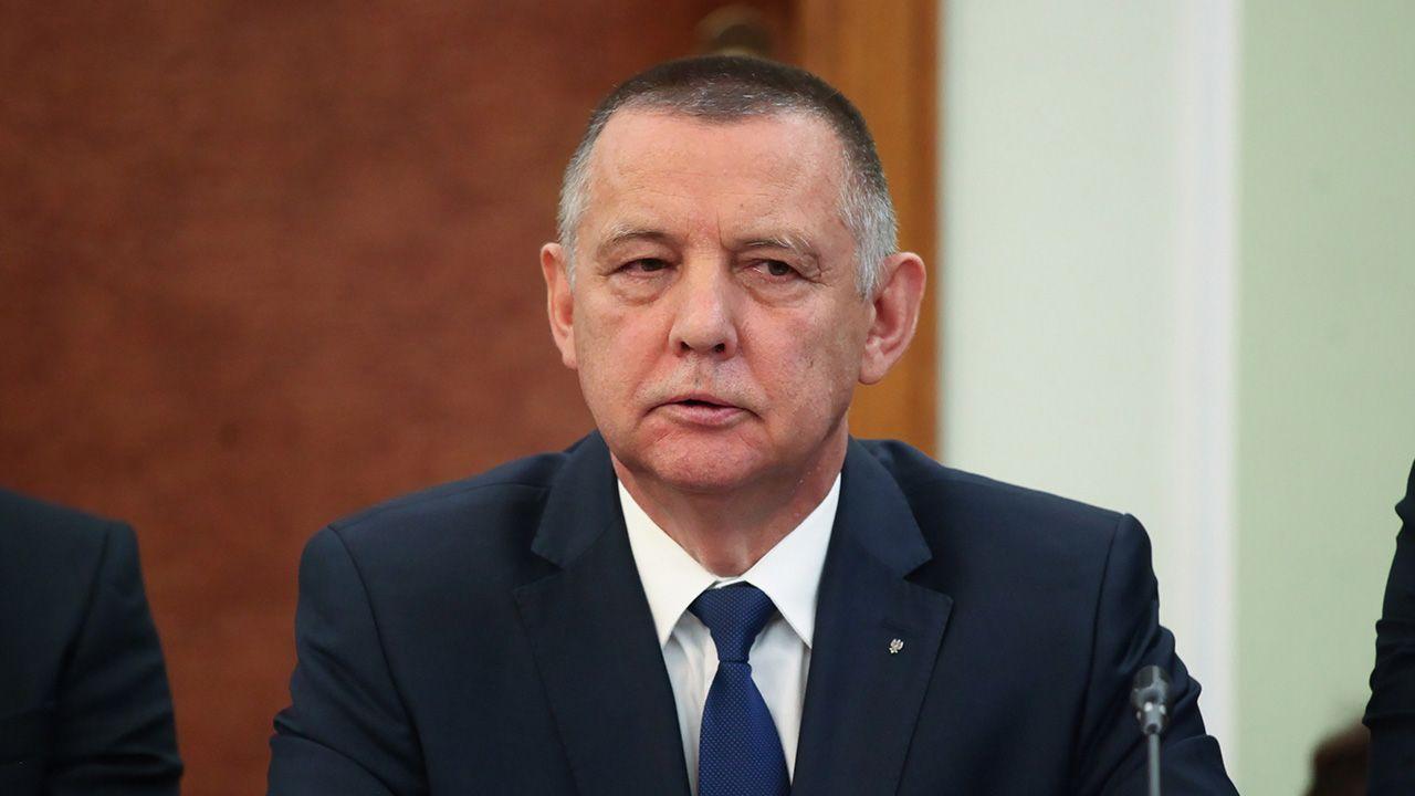 W sprawie Mariana Banasia do prokuratury wpłynęły w sumie trzy zawiadomienia (fot. PAP/Mateusz Marek)