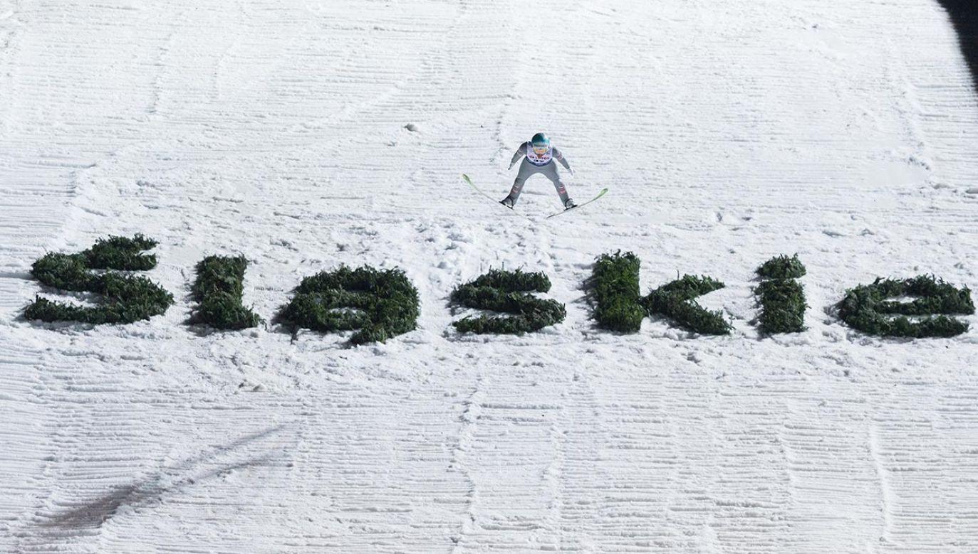 Wisła organizowała inauguracjęPucharu Świata (fot. Foto Olimpik/NurPhoto via Getty Images)