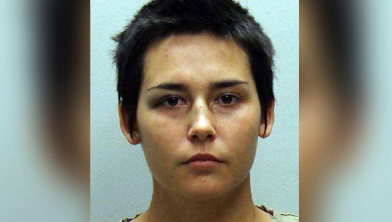 Intruzem okazała się 22-letnia Elizabeth Hixon (fot. Franklin County Police Dept)