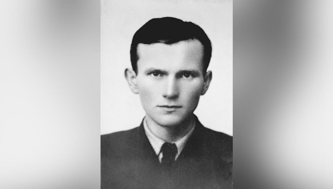 Karol Wojtyła, lata 40. XX wieku (fot. Laski Diffusion/East News)