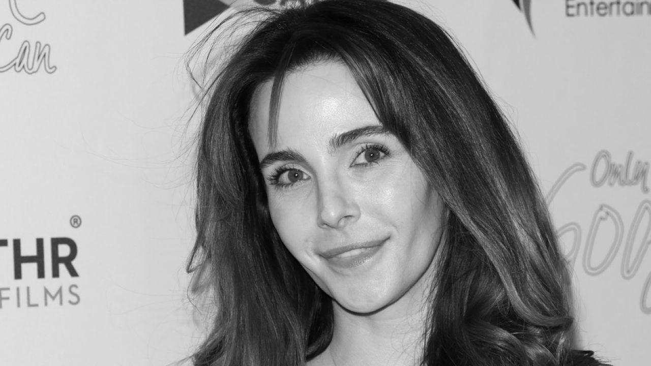 Nicole Sheridan miała 44 lata (fot. Paul Archuleta/Getty Images)