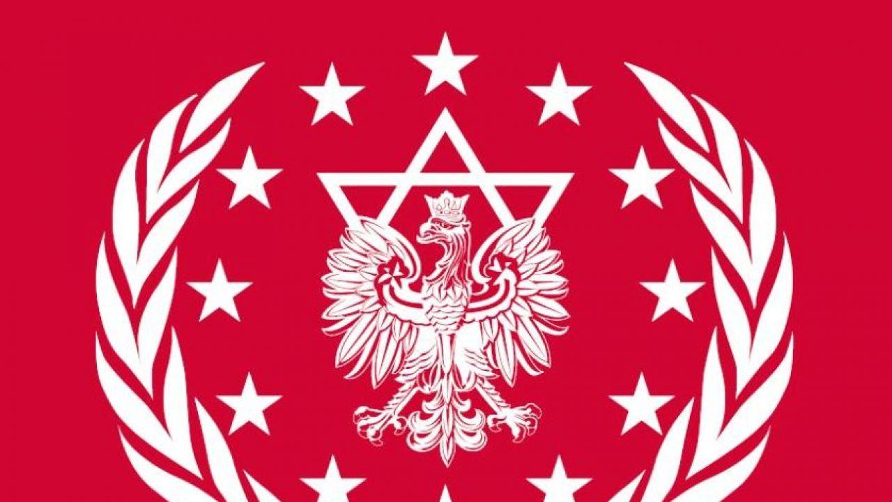 Symbolem organizacji jest połączenie polskiego orła z izraelską gwiazdą Dawida (Fot. http://www.jrmip.org)