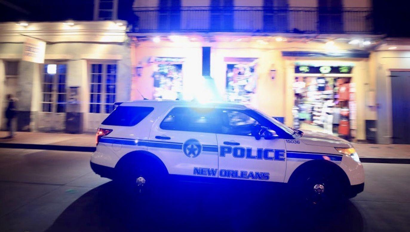 Godzina policyjna została wprowadzona po to, by łatwiej opanować sytuację (fot. Chris Graythen/Getty Images)