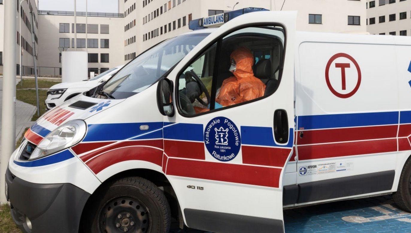 Dotąd odnotowano 191 ozdrowieńców, którzy byli zainfekowani nowym koronawirusem – podaje Ministerstwo Zdrowia (fot. Dominika Zarzycka/NurPhoto via Getty Images)