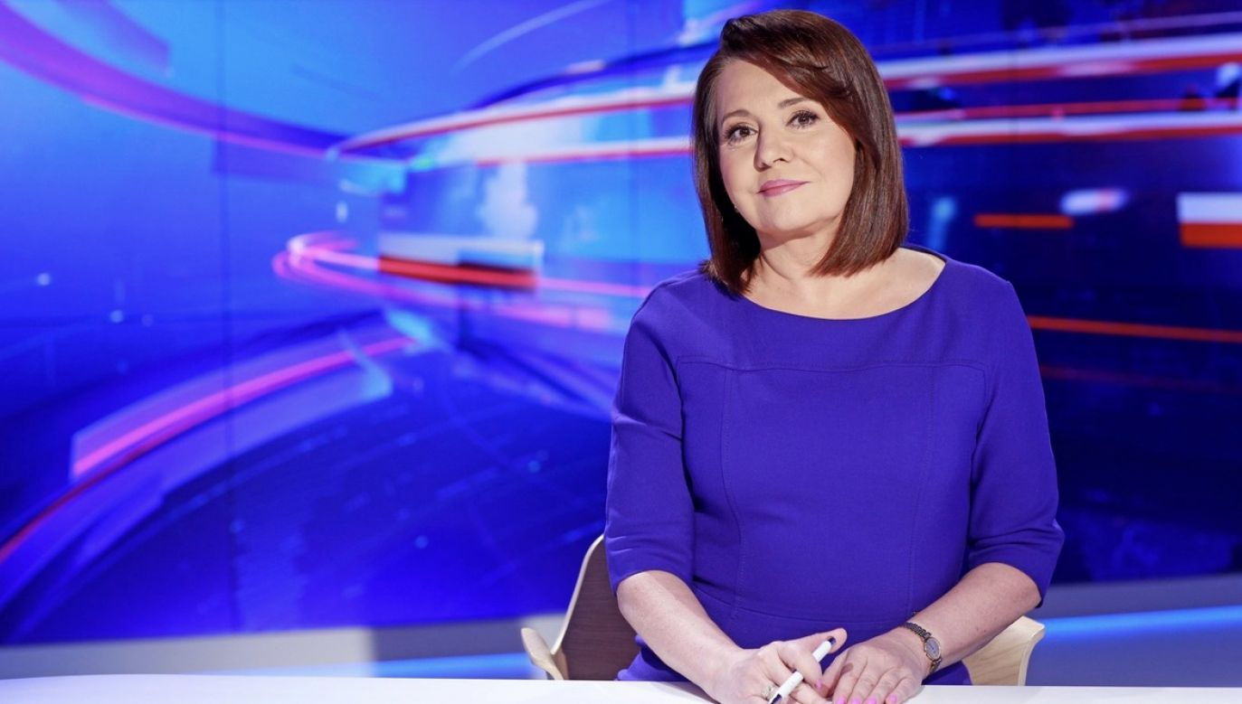 """W porównaniu z wrześniem ubiegłego roku tylko """"Wiadomości"""" zwiększyły udział w polskim rynku telewizyjnym (fot. TVP)"""