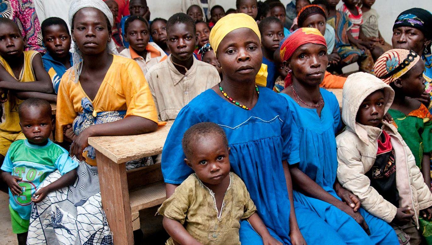 W klasztorze nadal przebywa około 2 tysięcy osób (fot.  In Pictures Ltd./Corbis via Getty Images)