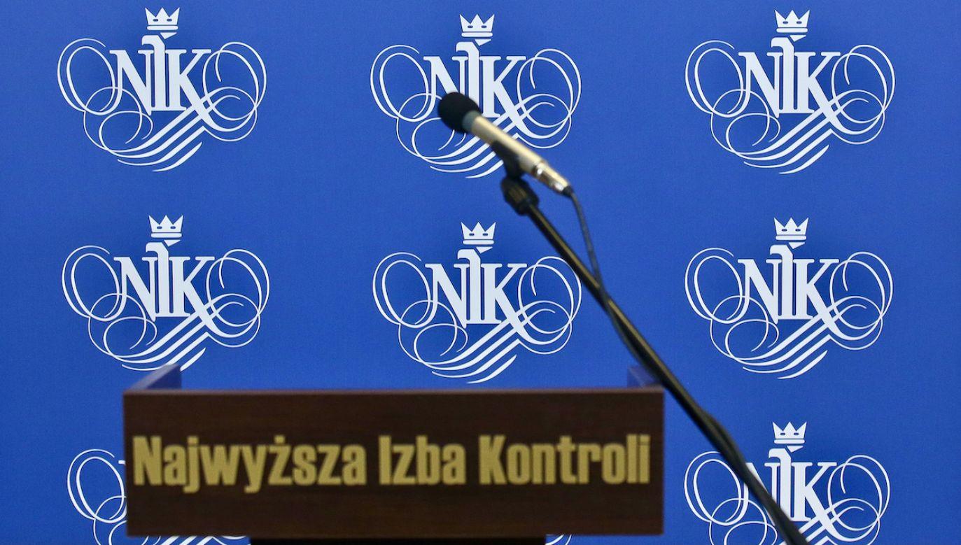 """NIK zawiadamia prokuraturę, PFN wskazuje na """"brak legalności"""" działań Izby (fot. arch. PAP/Rafał Guz)"""