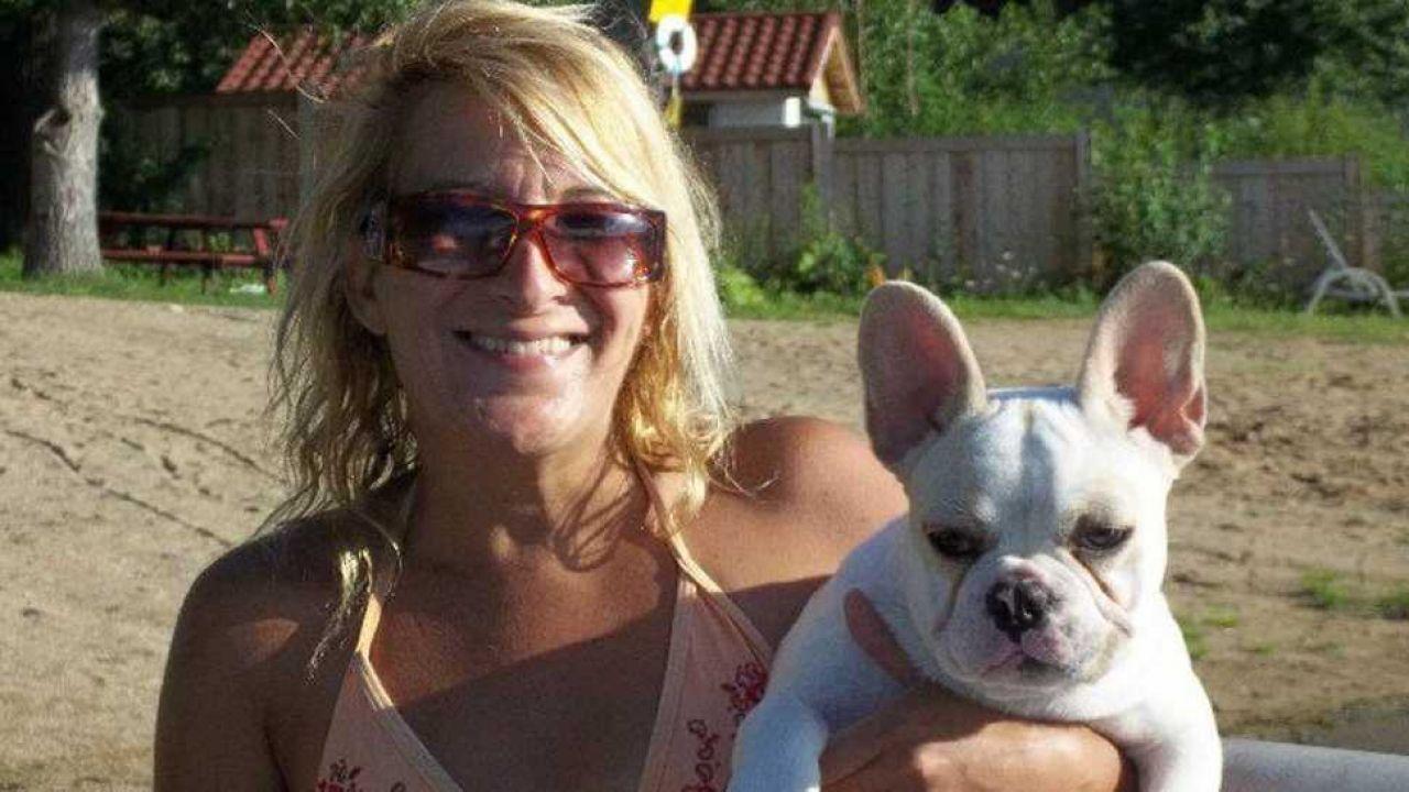 Buldog w ubiegłym miesiącu zaatakował chłopaka Lisy Urso (fot. FB/Lisa Urso)
