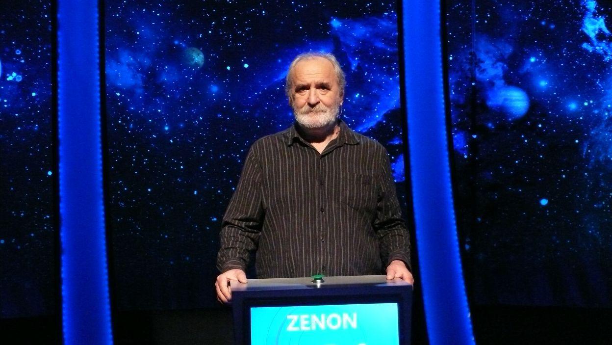 Pan Zenon Nasarzewski zwyciężył 20 odcinek 116 edycji