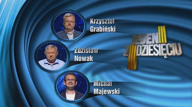 Poznaj finalistów 4 odcinka 121 edycji