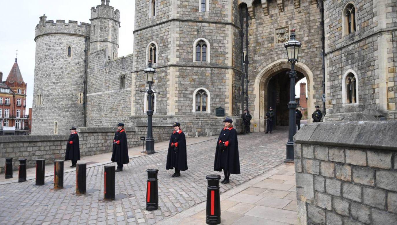Uroczystości pogrzebowe księcia Filipa odbędą się w Windsorze (fot.  EPA/NEIL HALL)