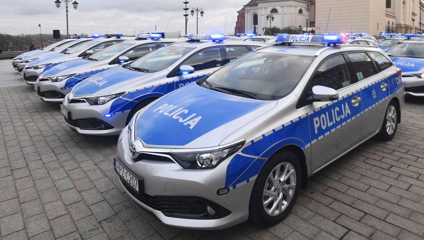 Policjanci z grupy SPEED będą m.in. ścigac piratów drogowych (fot. arch.PAP/Bartłomiej Zborowski)