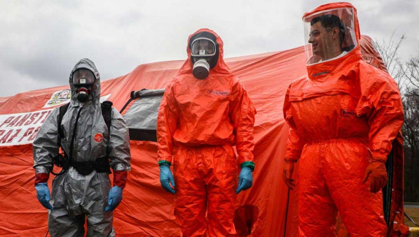 W ciągu ostatniej doby z Covid-19 wyzdrowiało ponad 230 osób (fot. Beata Zawrzel/NurPhoto via Getty Images)