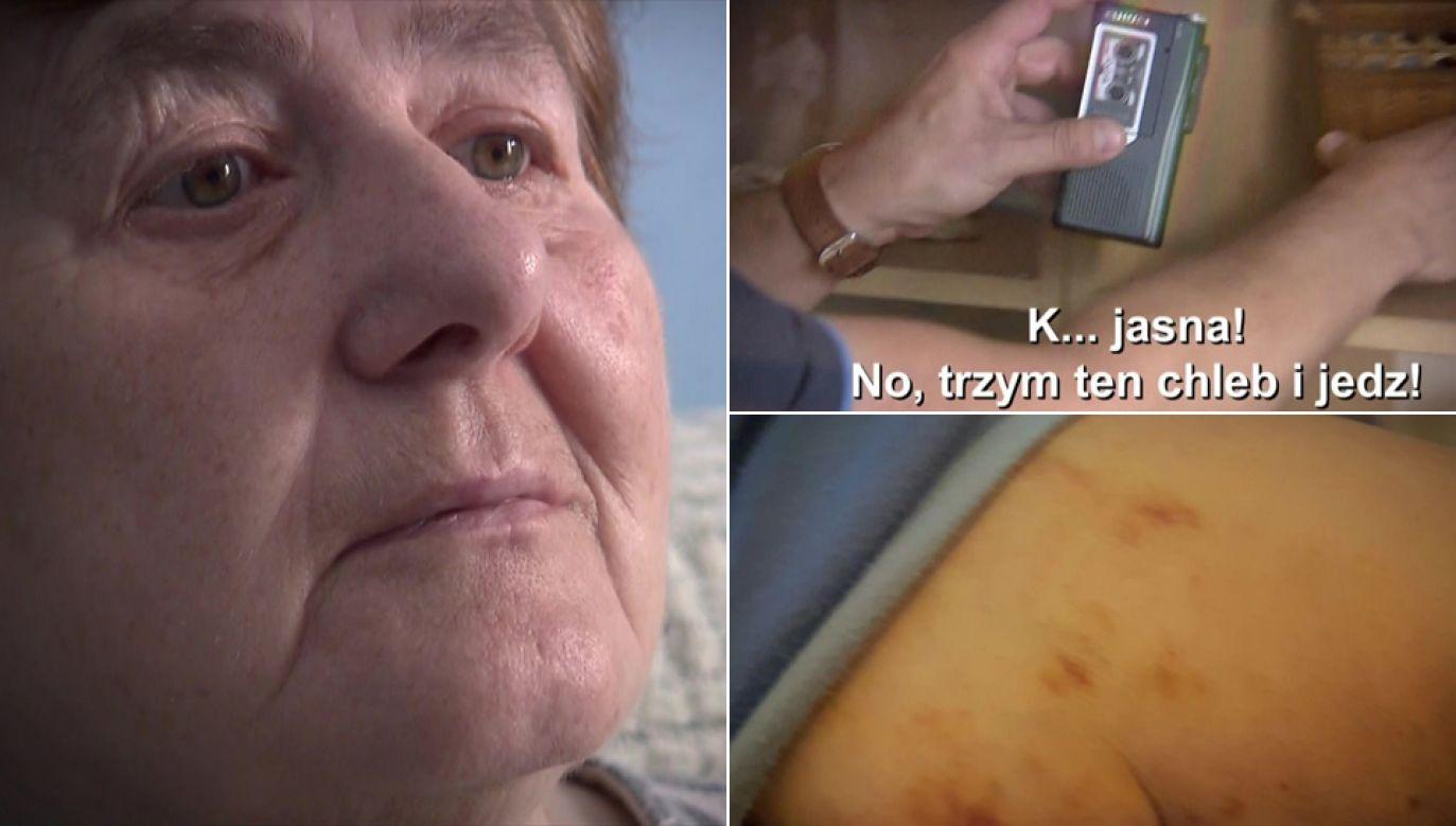 Apolonia Kaczor ma już nową opiekunkę (fot. TVP1)