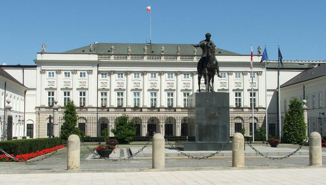 Pałac Prezydencki (fot. pixabay.com)