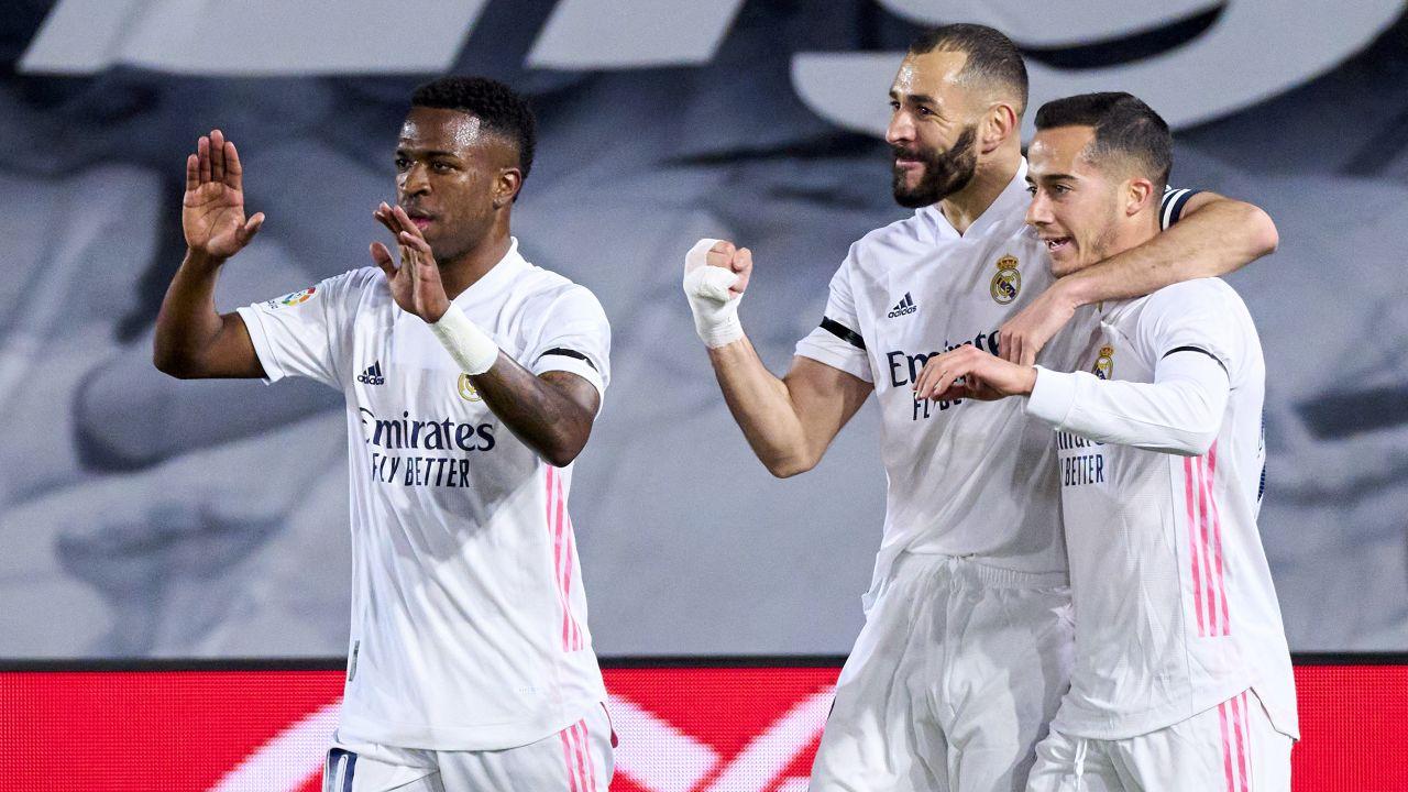 Real Madryt to jeden z 12u klubów-założycieli nowego formatu (fot. Diego Souto/Quality Sport Images/Getty Images)