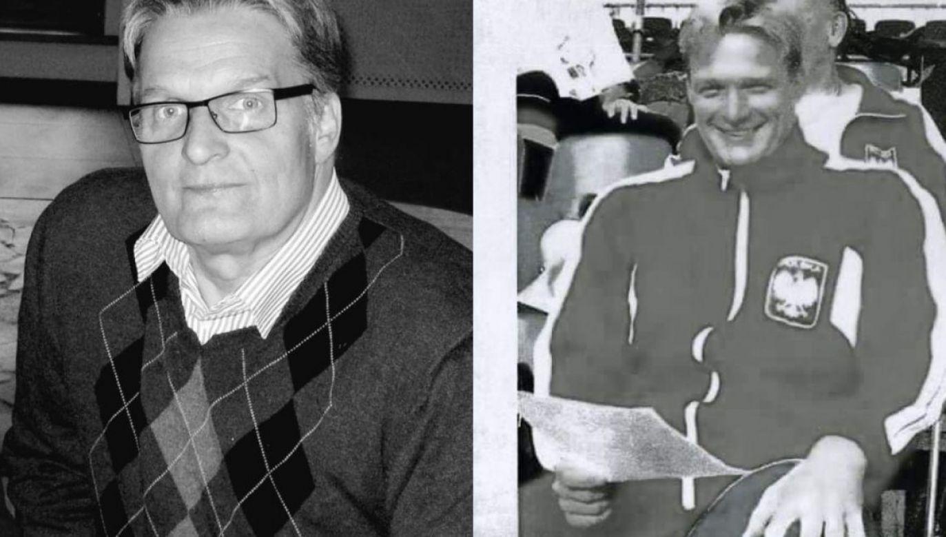 Mirosław Owczarek zmarł po długiej chorobie w wieku niespełna 63 lat (fot. / twitter.com/Paralympic_PL, mat. pras)