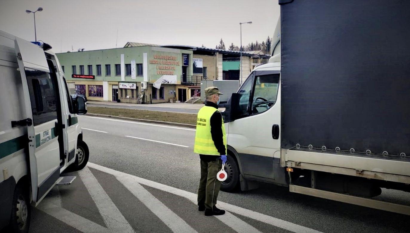 Za przemyt do Europy Zachodniej zapłacili po około 4 tys. euro (fot. Bieszczadzki Oddział Straży Granicznej)
