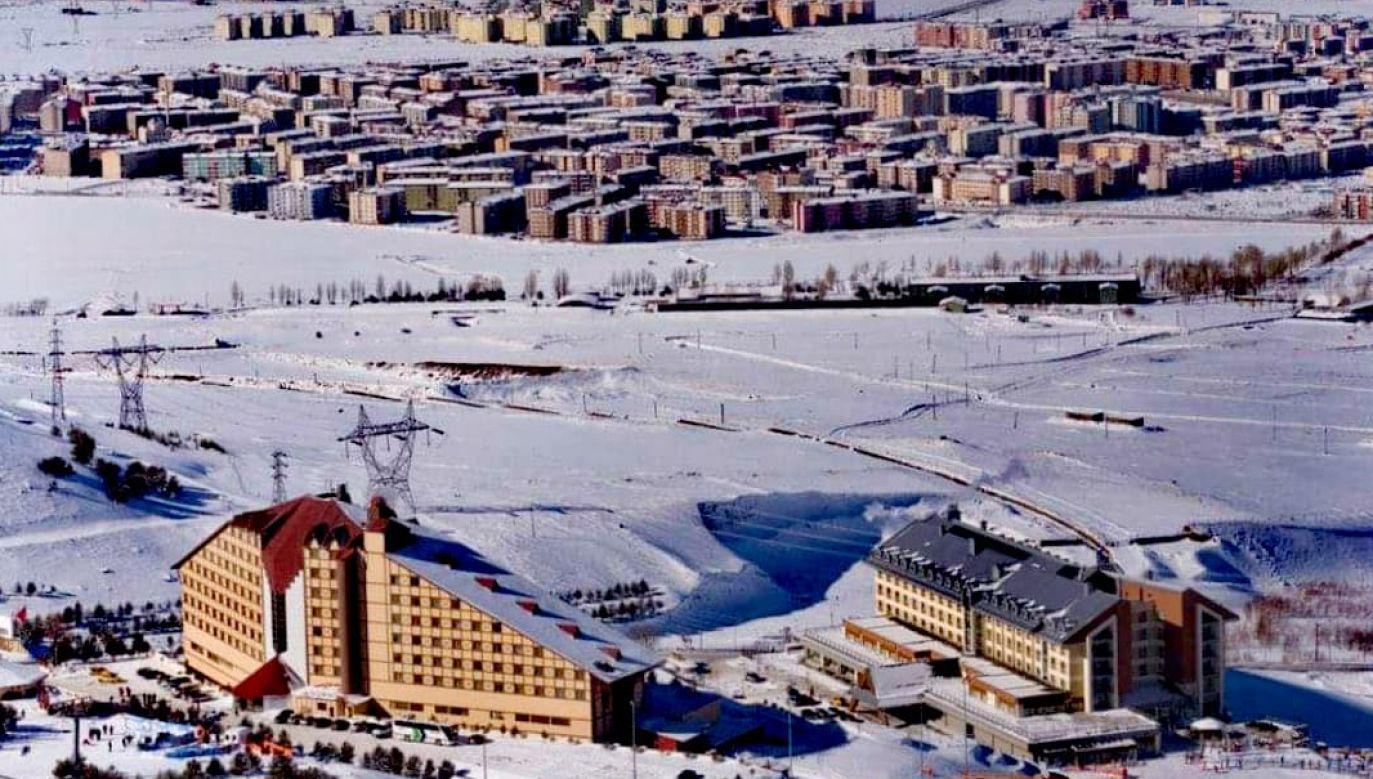 Erzurum to jedno z najzimniejszych miejsc w Turcji (fot. Agnieszka Wasztyl)