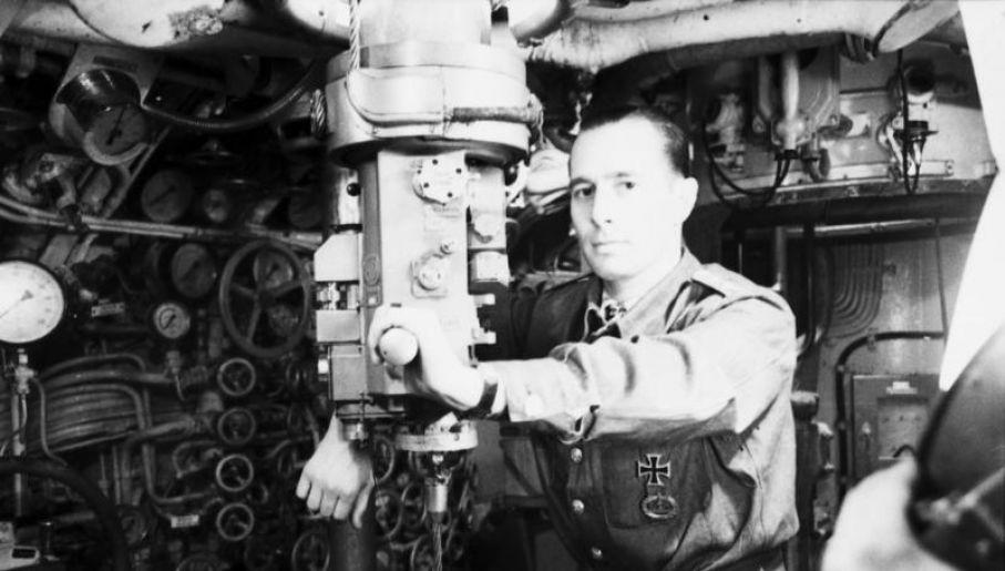 Zdaniem Wyliego ważną rolę w inwazji miały odegrać niemieckie U-Booty (fot. Bundesarchiv, Bild 101II-MW-3495-04 / Buchheim, Lothar-Günther / CC-BY-SA 3.0)
