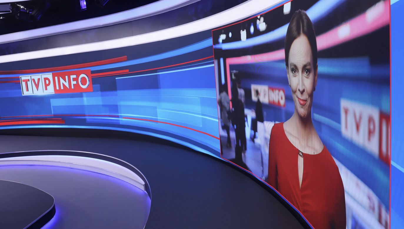 Największą liczbę widzów gromadzi program TVP Info (fot. arch.PAP/Tomasz Gzell)