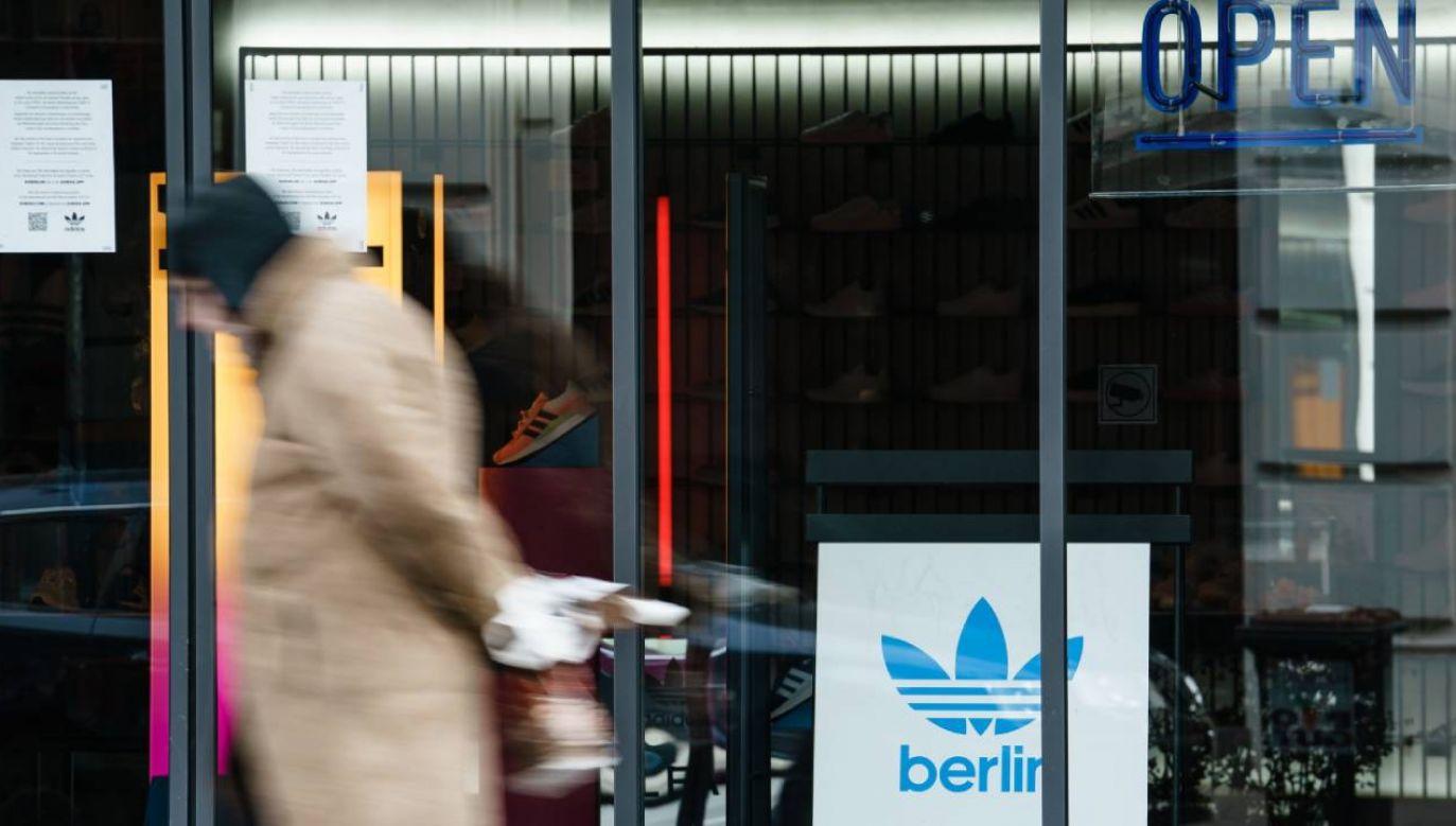 Dzielnica Mitte ma obecnie największą liczbę potwierdzonych przypadków koronawirusa w Berlinie (fot. PAP/EPA/CLEMENS BILAN)