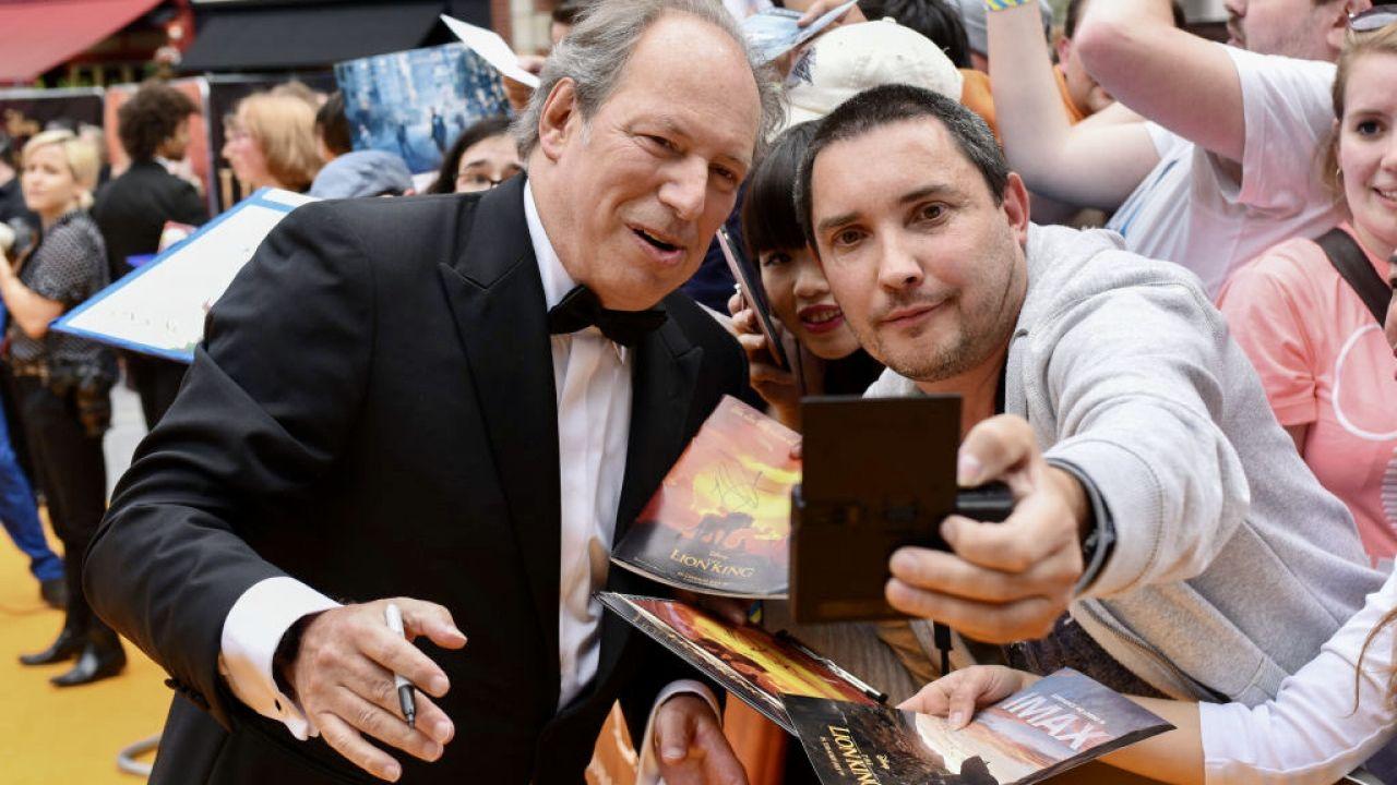Zimmer jest jednym z najbardziej znanych kompozytorów muzyki filmowej (fot. Gareth Cattermole/Getty Images/Disney)