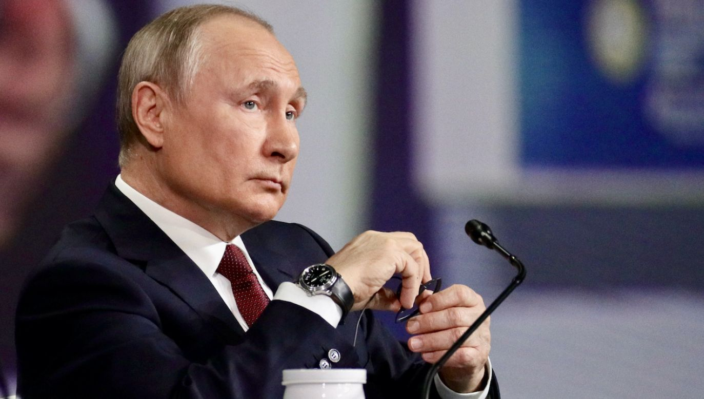Postawę Waszyngtonu Władimir Putin może odczytać jako oznakę słabości (fot. PAP/EPA/V.SMIRNOV/SPUTNIK/KREMLIN)