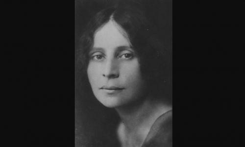 Stefania Łazarska, zdjęcie wykonane między 1930 a 1934 rokiem. Dot. NAC/IKC, sygn. 1-K-4093