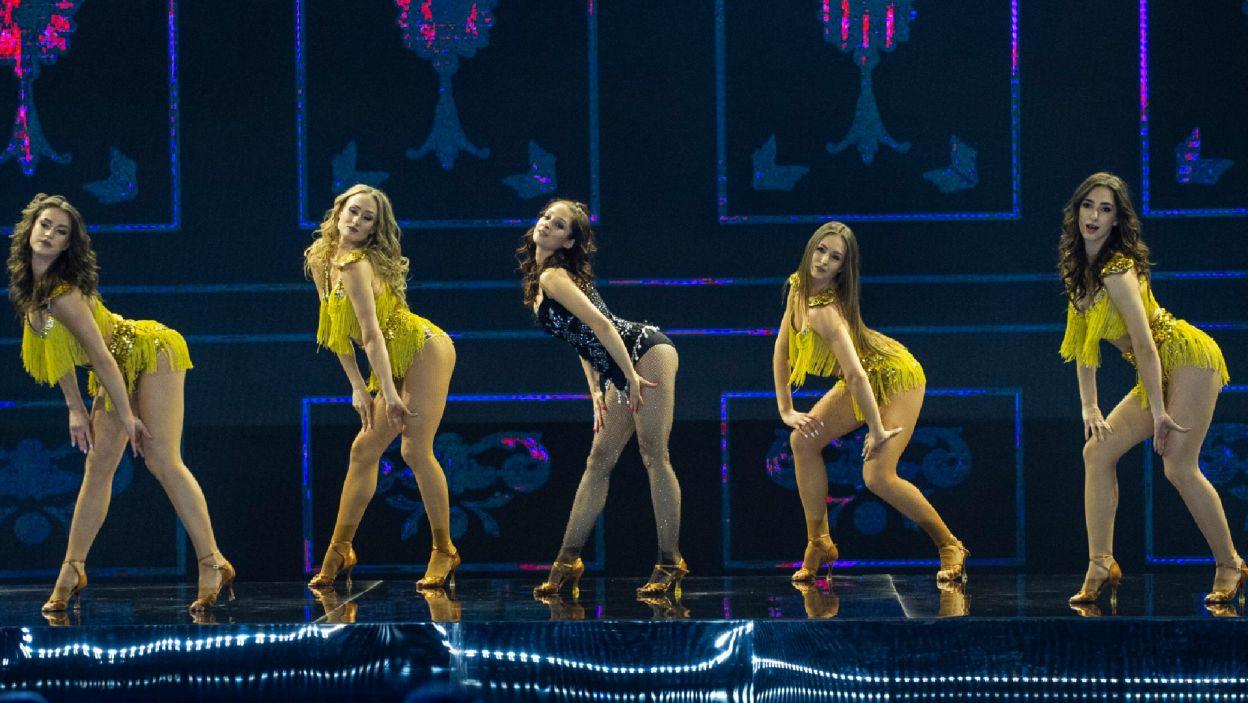 """Za sprawą Ani parkiet zapłonął. Zatańczyła do hitu """"Partition"""" Beyoncé (Natasza Mludzik/ fot. TVP)"""