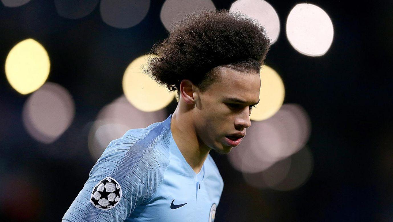 Bawarczycy zapłacili za niego Manchesterowi City 50 mln euro (fot. PAP/EPA/NIGEL RODDIS)