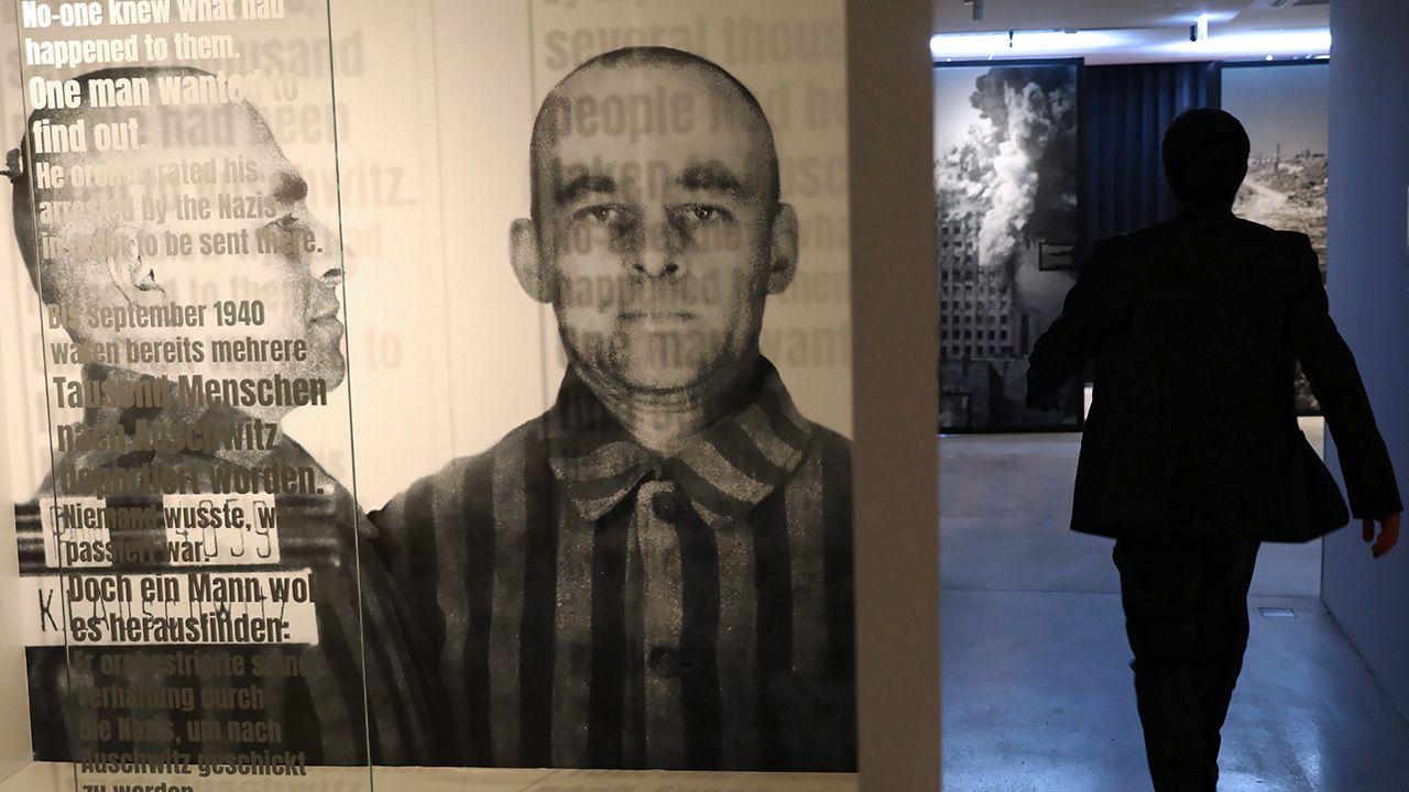 Witold Pilecki pośmiertnie, w 2006 r. otrzymał Order Orła Białego (fot. arch.PAP/Rafał Guz)