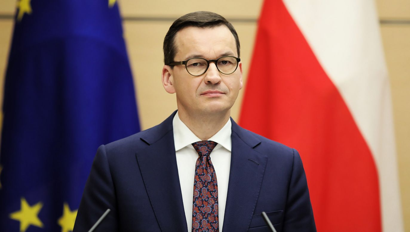 Szef rządu o uroczystości upamiętniającej ofiary Holokaustu (fot. PAP/Leszek Szymański)