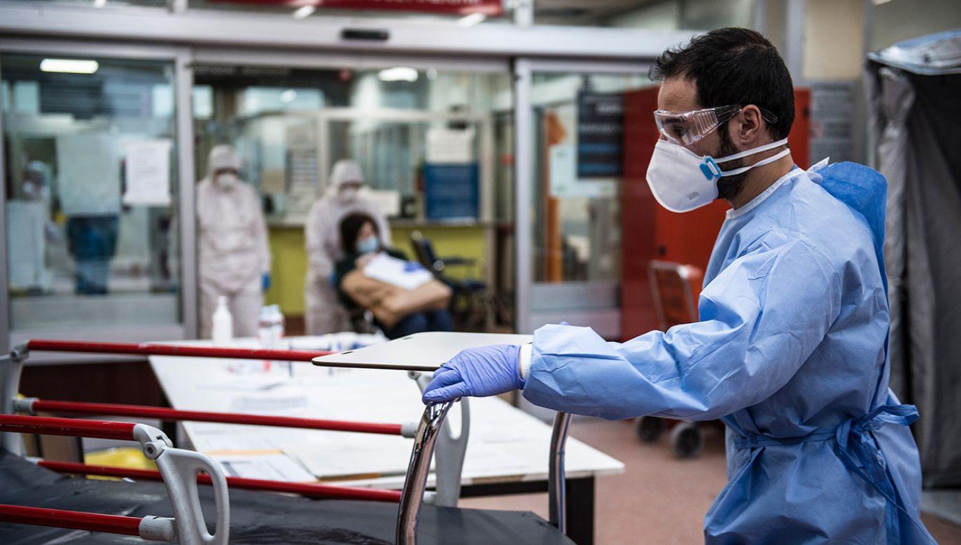 Udało się wyleczyć tysiące zainfekowanych (fot. Stefano Guidi/Getty Images)