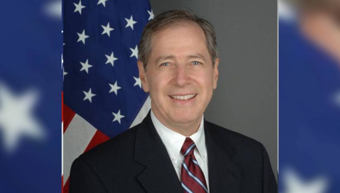74-letni Mark Gitenstein jest współpracownikiem prezydenta Joe Bidena (fot. US Department of State)