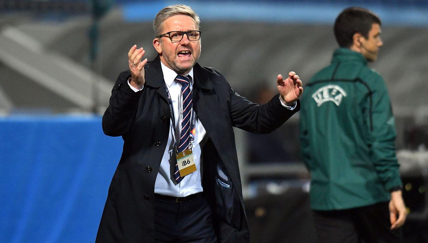Przez dwa lata Jerzy Brzęczek nie odcisnął piętna na grze reprezentacji (fot. Getty Images)