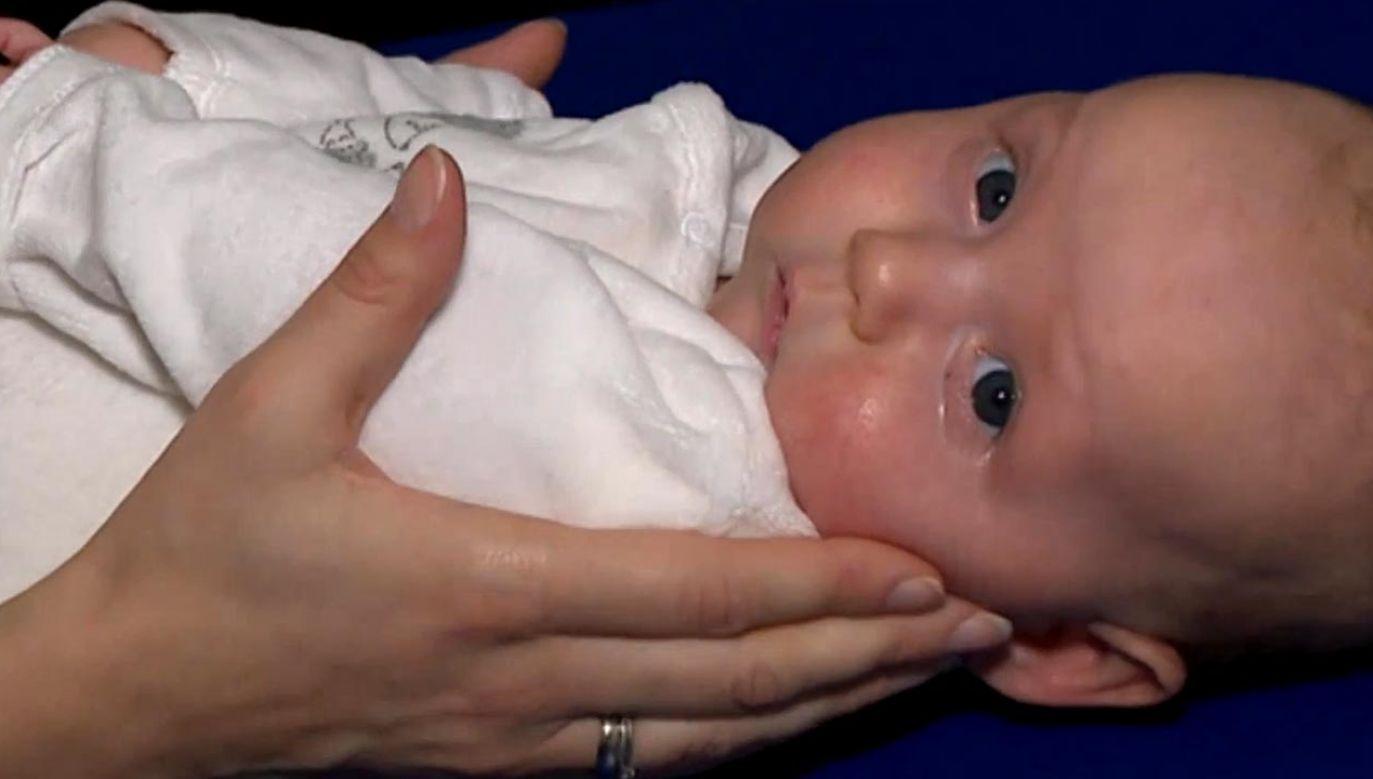 Lek musi być podany dziecku przed ukończeniem drugiego roku życia (fot. TVP Info)