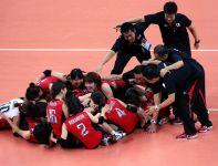 Japonki mogły się cieszyć z brązowego medalu (fot. Getty Images)