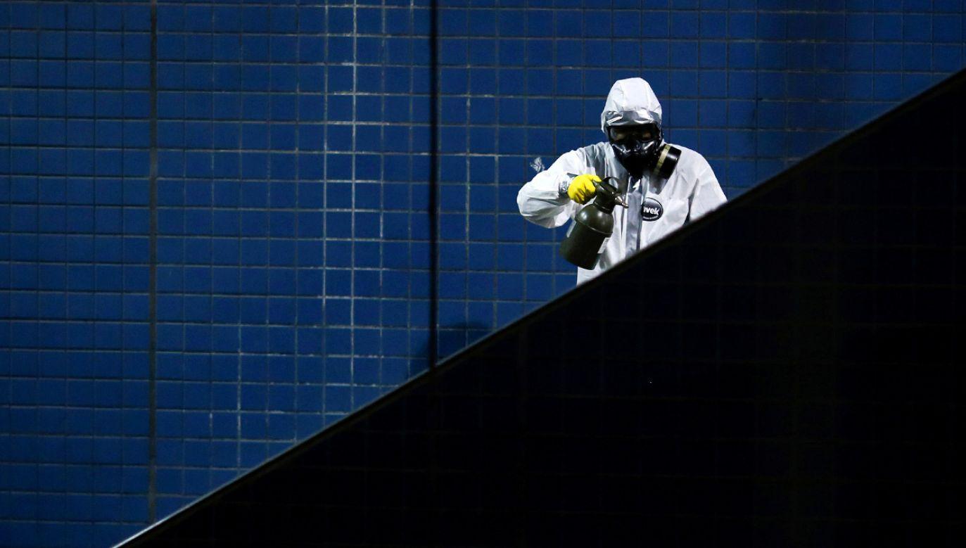 (fot. REUTERS/Adriano Machado)
