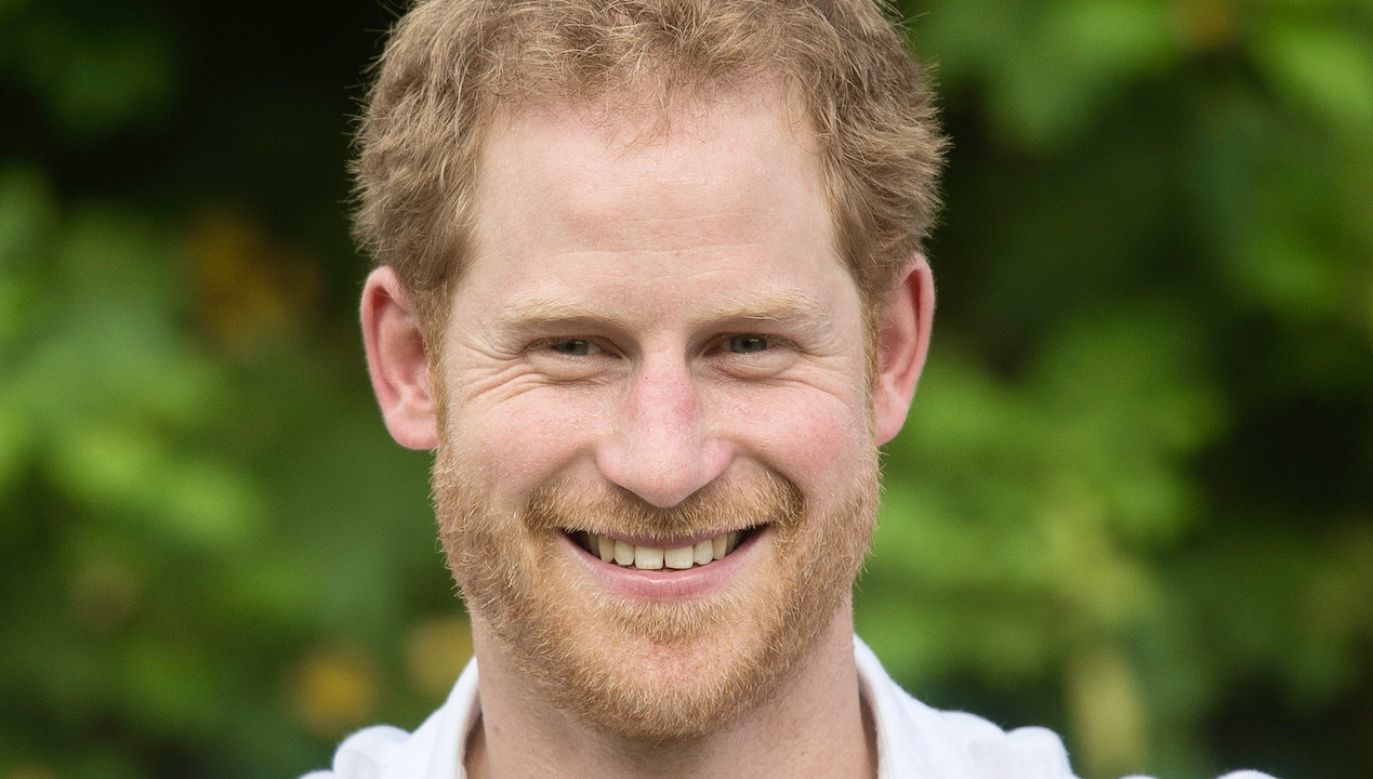 Książę Harry (fot. S.Hussein/WireImage/Getty)