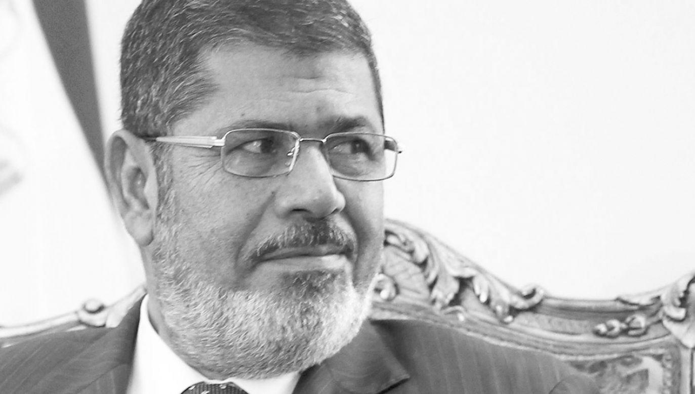 Mohammed Mursi był prezydentem Egiptu w latach 2012-2013 (fot. REUTERS/Amr Abdallah Dalsh)