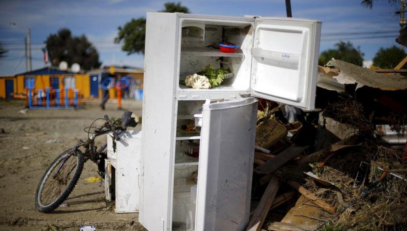 Nie wydano żadnego ostrzeżenia o tsunami (fot. REUTERS/Ivan Alvarado)